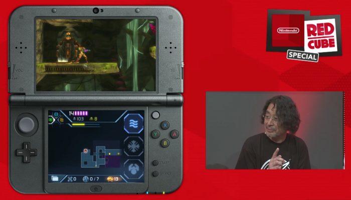 Nintendo France : 'Yoshio Sakamoto, le producteur de Metroid : Samus Returns nous parle de la prochaine aventure de Samus'