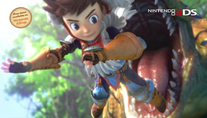NoE: 'Soar into adventure at our Monster Hunter Stories website!'