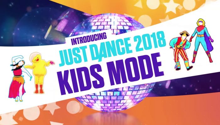 Ubisoft: 'Just Dance 2018 Kids Mode Tailors Experience For Children'