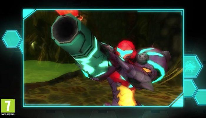 Nintendo France : 'Metroid: Samus Returns est désormais disponible en boutique et dans le Nintendo eShop'