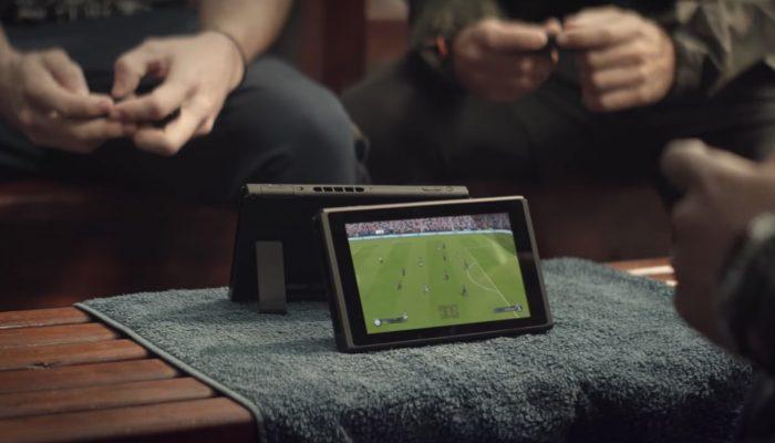 Nintendo France : 'EA Sports FIFA 18 est disponible dès aujourd'hui sur Nintendo Switch !'