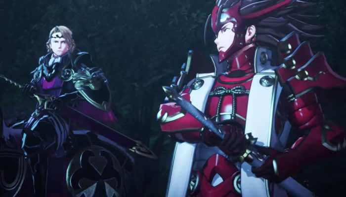 Nintendo France : 'Fire Emblem Warriors est disponible en boutique et sur le Nintendo eShop'