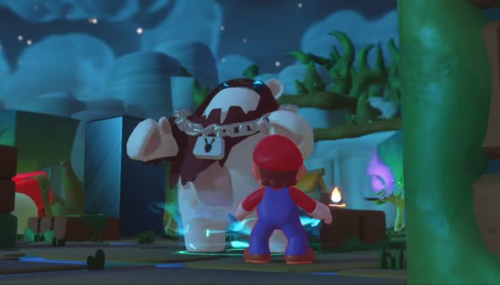 Ubisoft: 'Mario + Rabbids Kingdom Battle Ultra Challenge Pack Now Available'