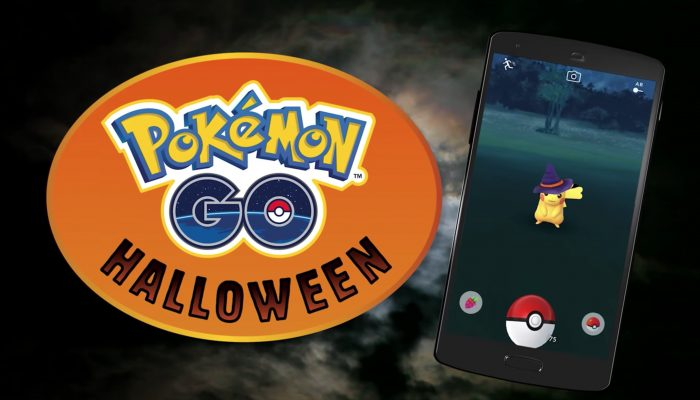 Niantic: 'Halloween treats coming to Pokémon Go!'