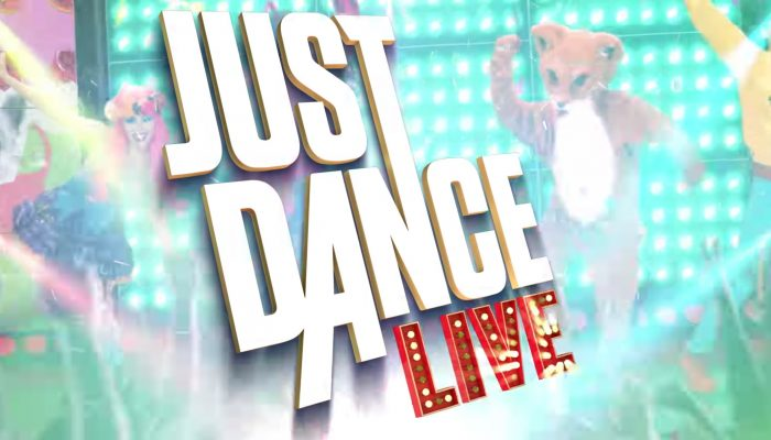 Ubisoft: 'Just Dance Live Interactive Experience Announced'