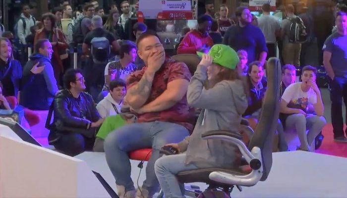 Voici un aperçu des tournois Nintendo à la Paris Games Week 2017
