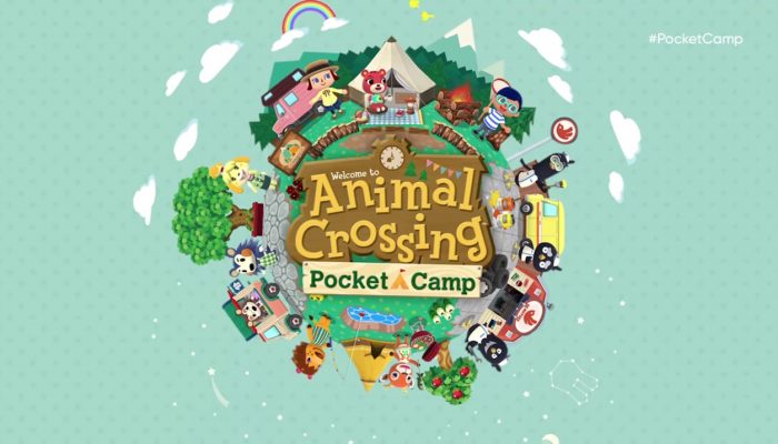 Nintendo France : 'Animal Crossing: Pocket Camp est disponible dès maintenant sur appareils mobiles'