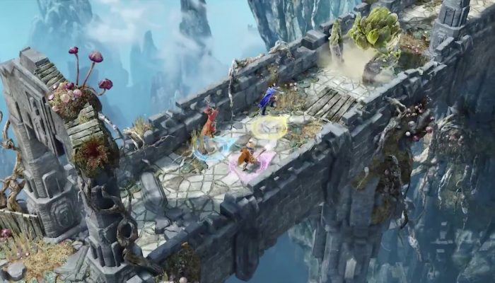 Nine Parchments getting a free demo in the Nintendo Switch eShop