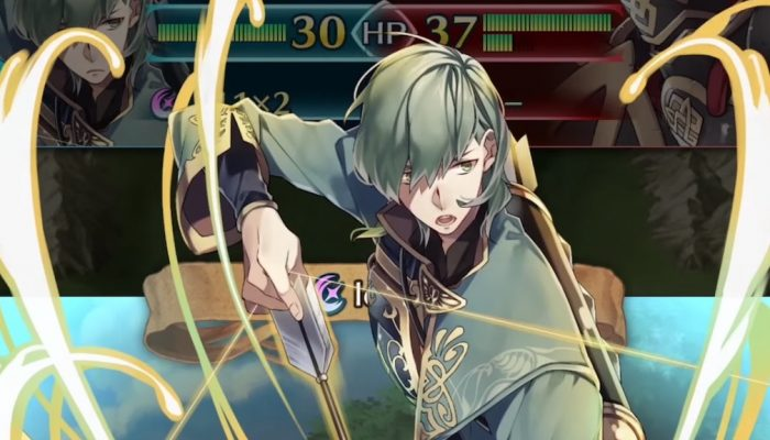 Fire Emblem Heroes – New Heroes (The Sacred World) Trailer
