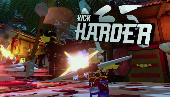The LEGO Ninjago Movie Video Game – Ninja-gility Vignette