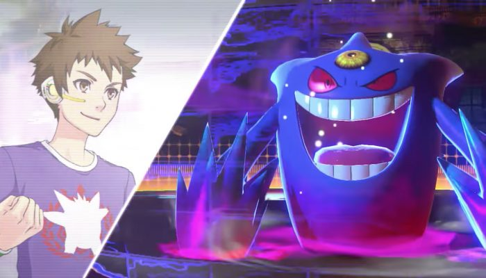 Pokkén Tournament DX – Japanese Gengar Vignette