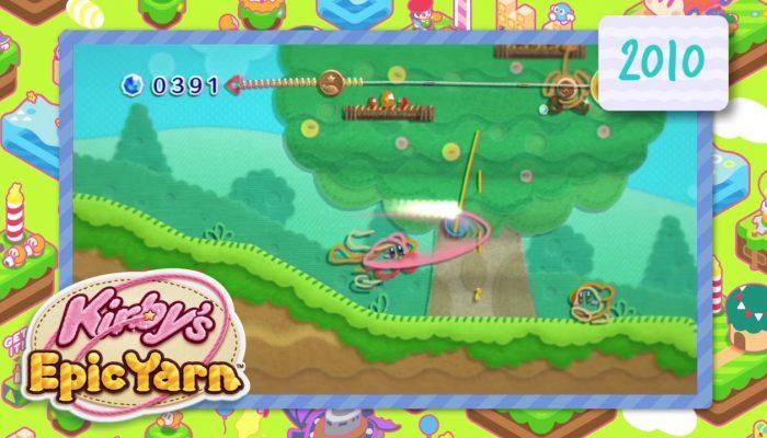 Kirby – 25th Anniversary Trailer