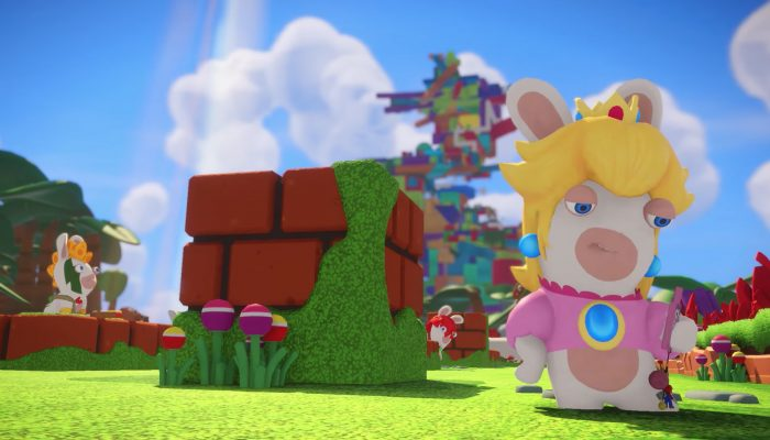Mario + Rabbids Kingdom Battle – Character Vignette: Rabbid Peach