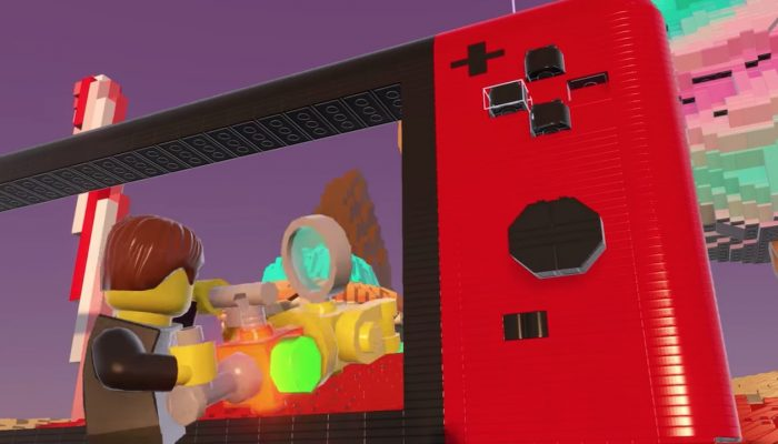 LEGO Worlds – Nintendo Switch Teaser Trailer