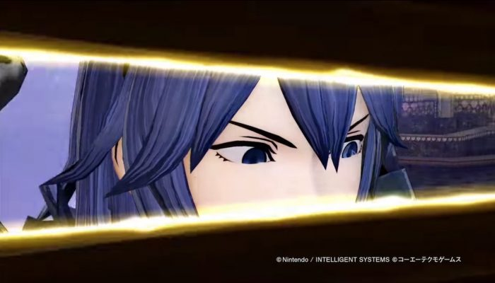 Fire Emblem Warriors – Japanese Lucina x Marth Support Attack