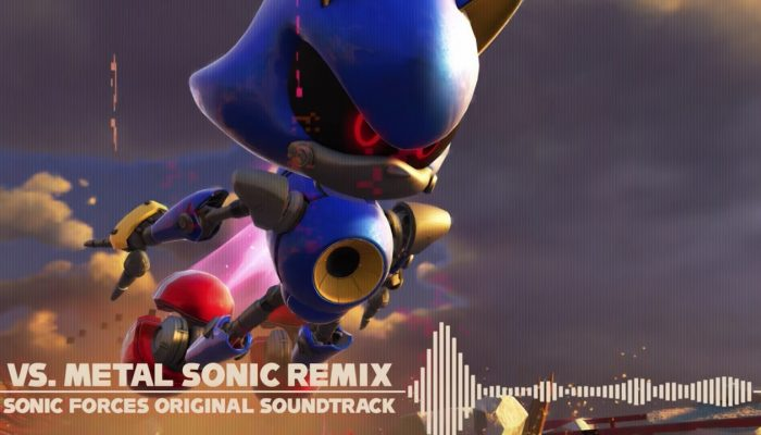 Sonic Forces – VS. Metal Sonic (US ver.) Remix OST