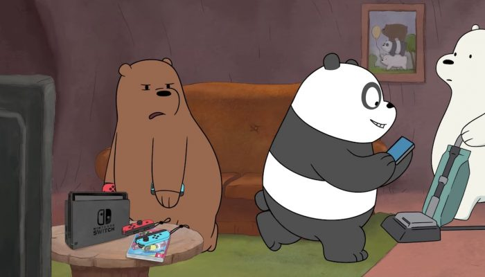 Arms – We Bare Bears Commercials