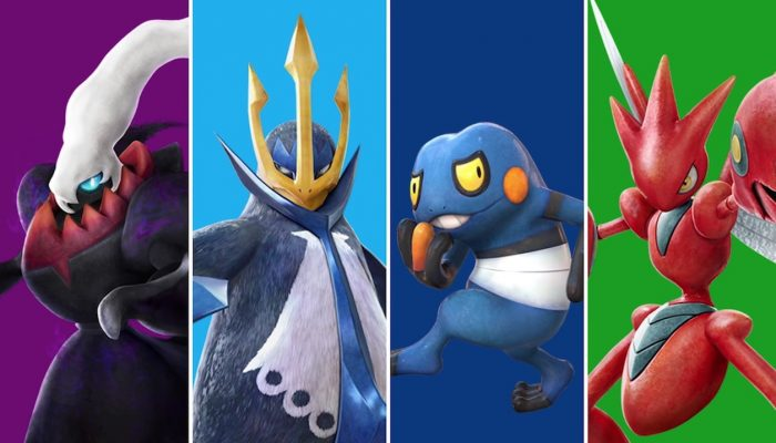 Pokkén Tournament DX – What's New
