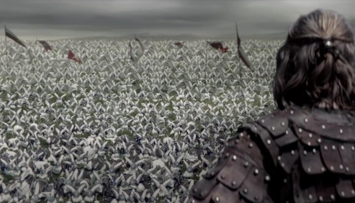 Mario + Rabbids Kingdom Battle – Live Action Commercials