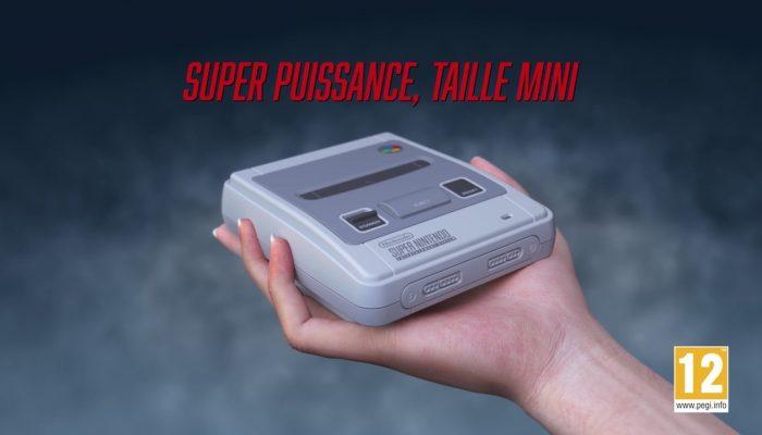 Nintendo Classic Mini : Super Nintendo Entertainment System – Bande-annonce La console de toute une génération !