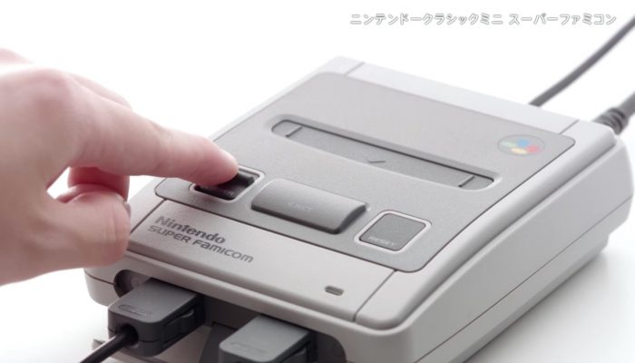 Nintendo Classic Mini Super Famicom – Japanese Overview Trailer
