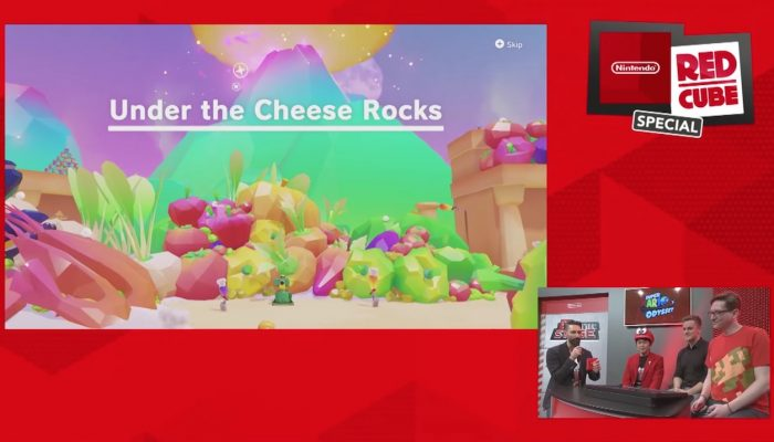 Super Mario Odyssey – Luncheon Kingdom Showcase with Yoshiaki Koizumi (gamescom 2017)