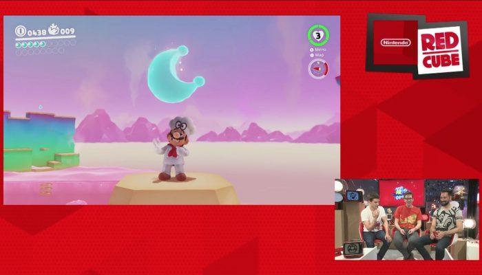 Super Mario Odyssey – Gameplay (gamescom 2017)