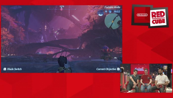 Xenoblade Chronicles 2 – Gameplay (gamescom 2017)