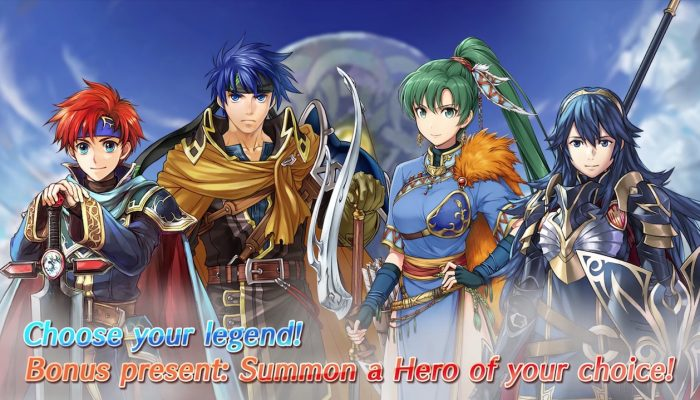 Feh Channel – Choose Your Legends