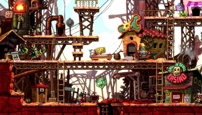 SteamWorld Dig 2 – El Huervo Makes the Soundtrack