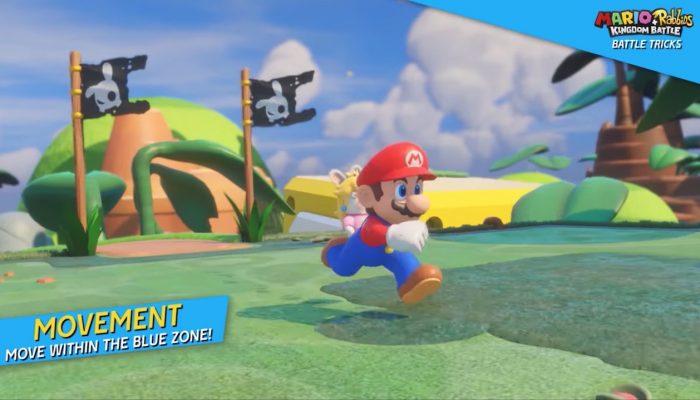 Mario + Rabbids Kingdom Battle – Battle Tips