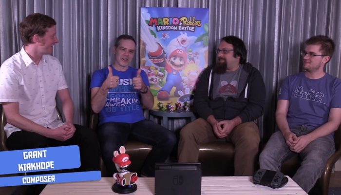 Mario + Rabbids Kingdom Battle – Developer Livestream