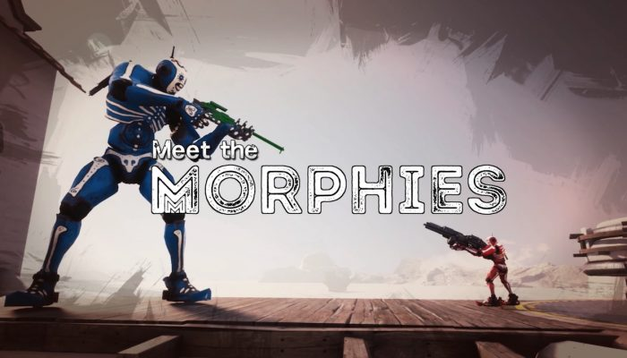 Morphies Law – PAX West 2017 Trailer