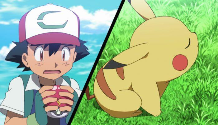 Pokémon the Movie: I Choose You! – Teaser Trailer
