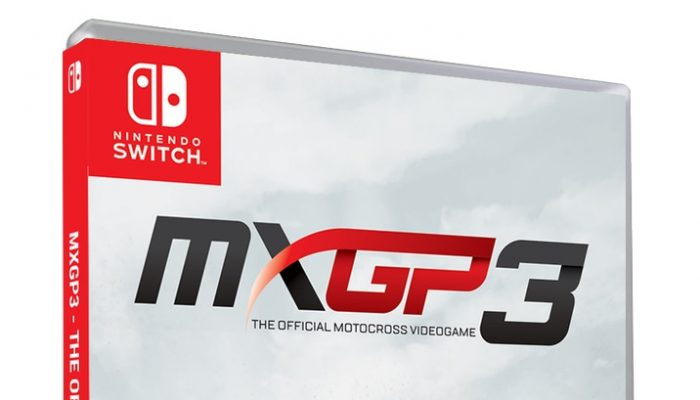 MXGP3 is coming to Nintendo Switch