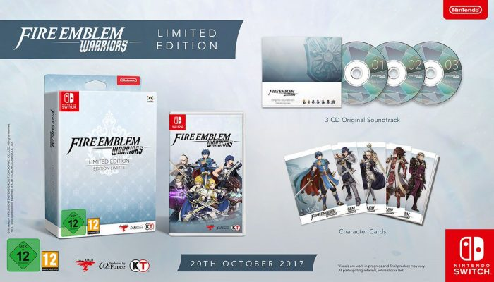Fire Emblem Warriors getting a limited edition in Europe