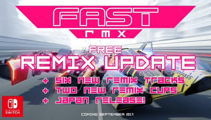 Six new tracks coming to FAST RMX