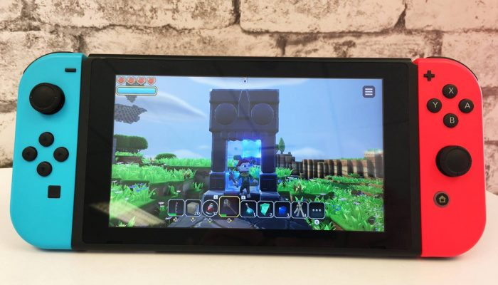 Portal Knights is coming to Nintendo Switch