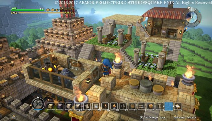 Dragon Quest Builders is coming to Nintendo Switch in Spring 2018
