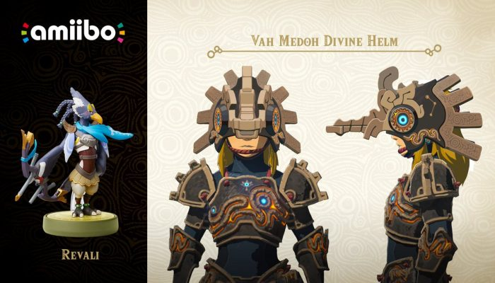 Breath of the Wild Champions amiibo launching November 10