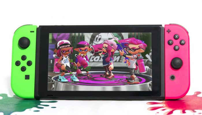 Splatoon 2 Nintendo Switch bundle now available exclusively at Walmart in North America