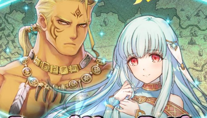 Ninian & Hawkeye Bound Hero Battle in Fire Emblem Heroes