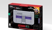 New Nintendo 3DS XL Super NES Edition