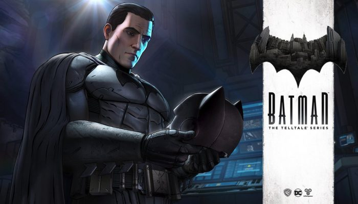 Batman The Telltale Series coming to Nintendo Switch