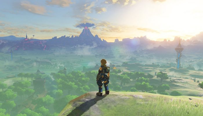 Rex's costume coming to The Legend of Zelda Breath of the Wild on November 9