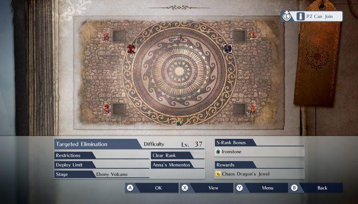 Here's a couple of screenshots from the November 16 Fire Emblem Warriors update