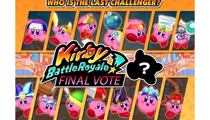 Kirby Battle Royale Copy Ability Poll goes to round 2