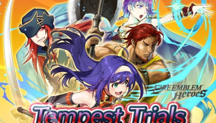 Tempest Trials Less Than Heroic in Fire Emblem Heroes