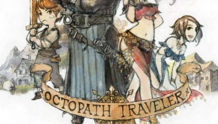 A special message from Mr Takahashi – 22/11/2017 (Project Octopath Traveler)