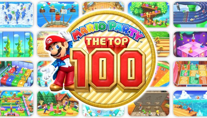 NoE: 'Mario Party: The Top 100 arrives on Nintendo 3DS family systems on December 22nd'